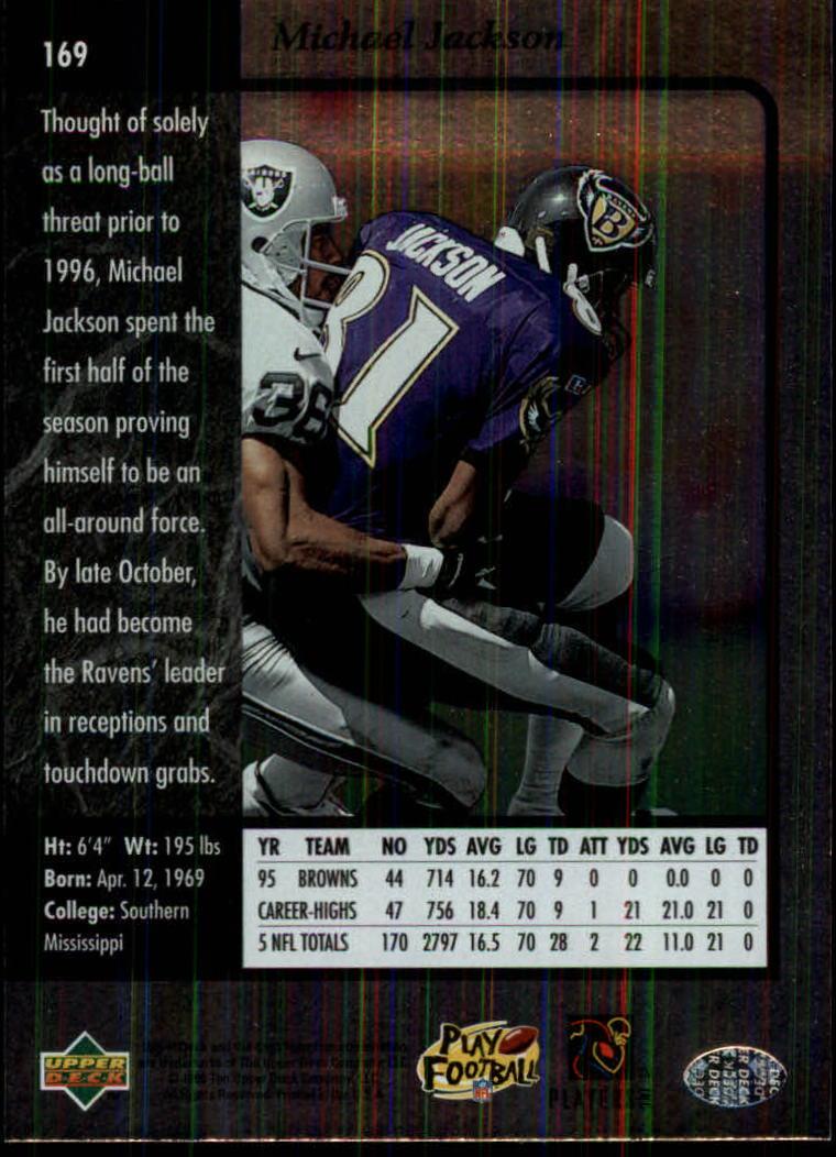 1996-SP-Football-Singles-1-188-Your-Choice-GOTBASEBALLCARDS thumbnail 307