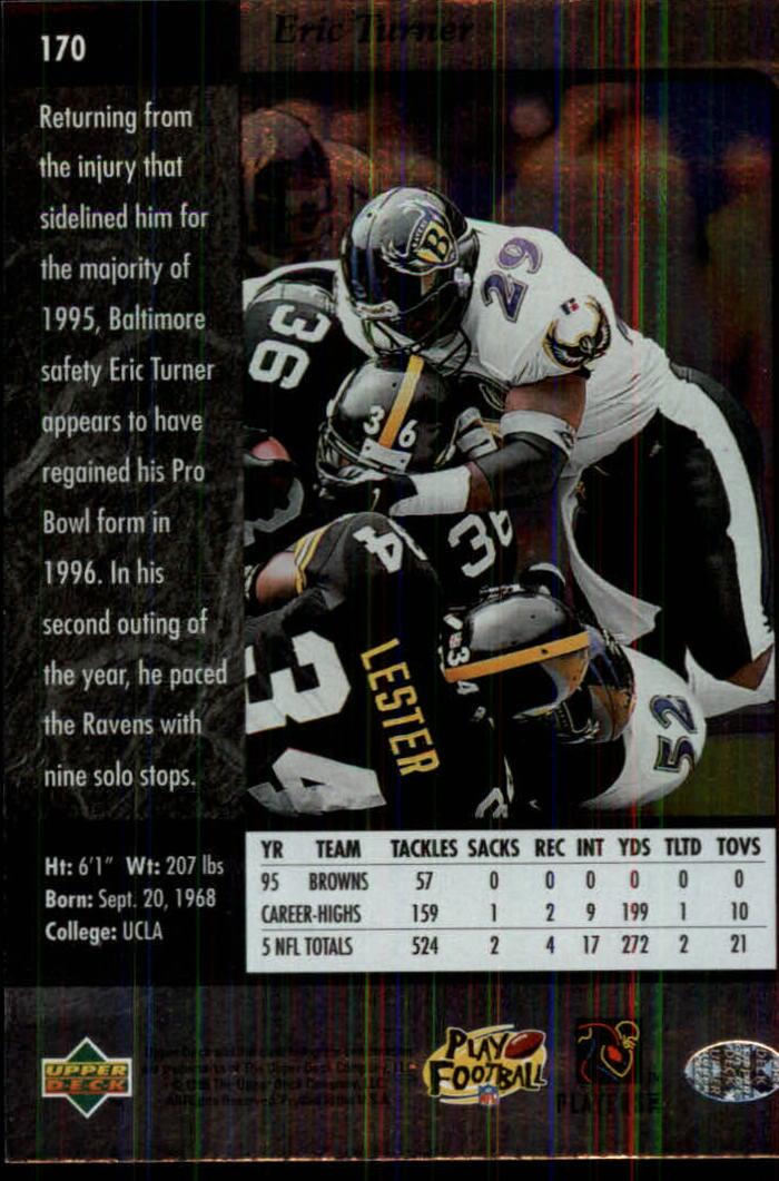 1996-SP-Football-Singles-1-188-Your-Choice-GOTBASEBALLCARDS thumbnail 309