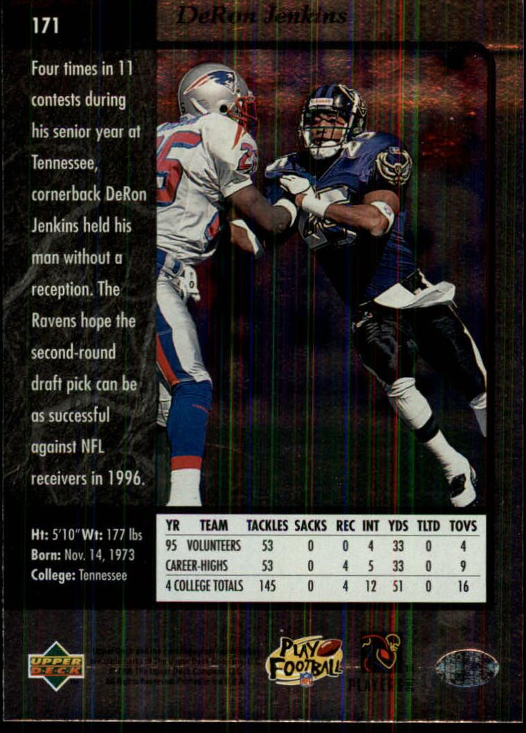 1996-SP-Football-Singles-1-188-Your-Choice-GOTBASEBALLCARDS thumbnail 311