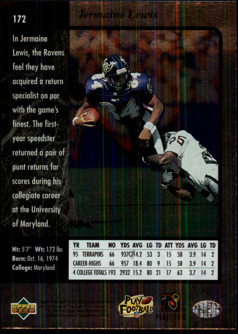 1996-SP-Football-Singles-1-188-Your-Choice-GOTBASEBALLCARDS thumbnail 313
