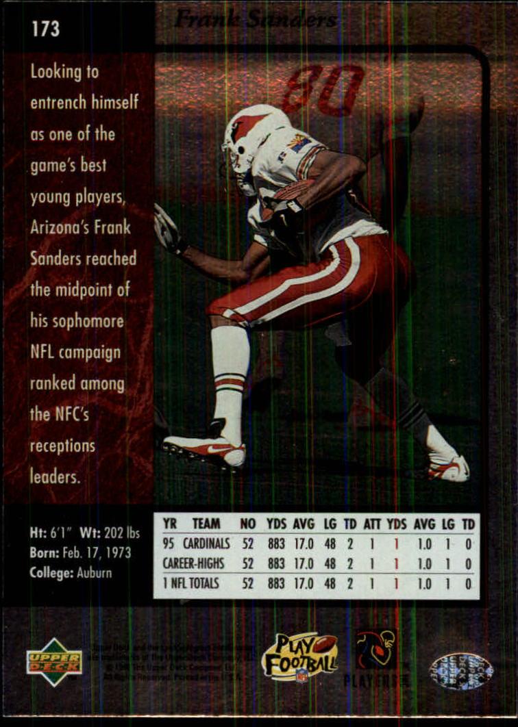 1996-SP-Football-Singles-1-188-Your-Choice-GOTBASEBALLCARDS thumbnail 315