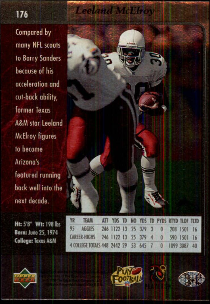 1996-SP-Football-Singles-1-188-Your-Choice-GOTBASEBALLCARDS thumbnail 321