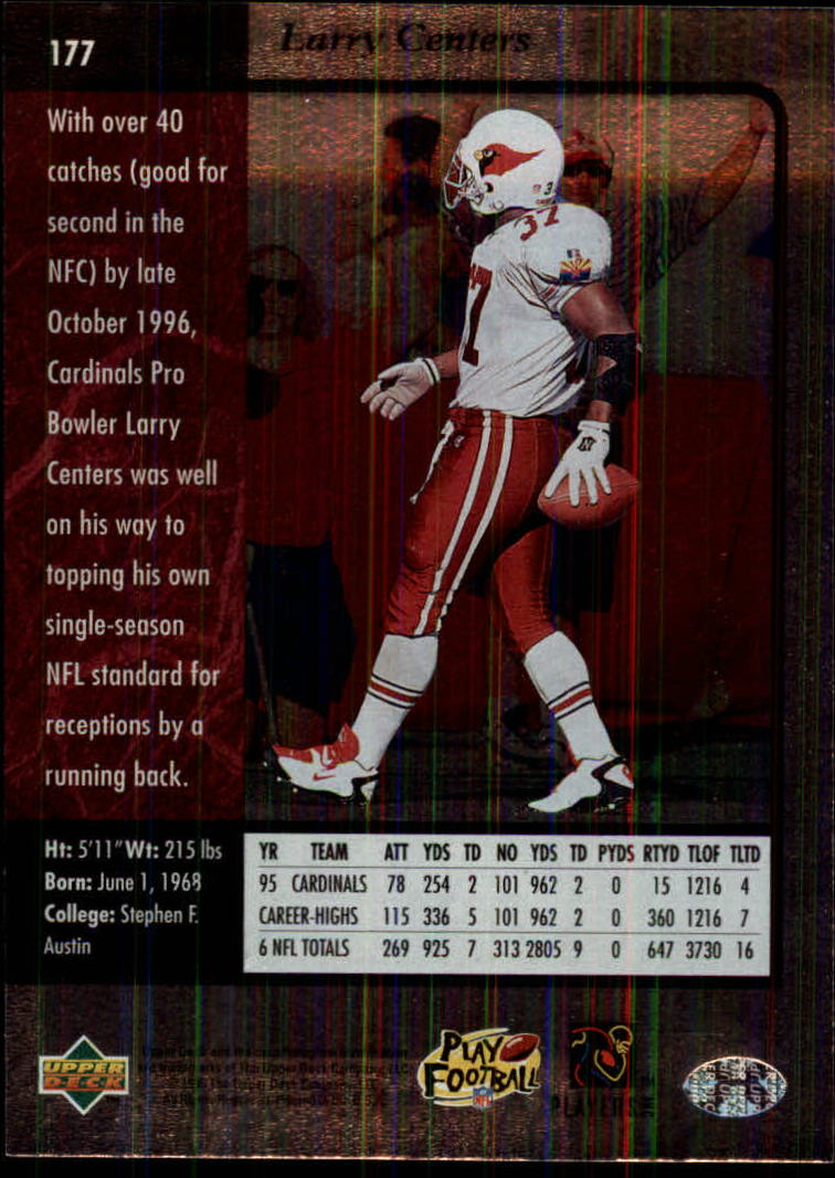 1996-SP-Football-Singles-1-188-Your-Choice-GOTBASEBALLCARDS thumbnail 323