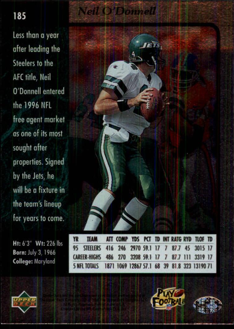 1996-SP-Football-Singles-1-188-Your-Choice-GOTBASEBALLCARDS thumbnail 339