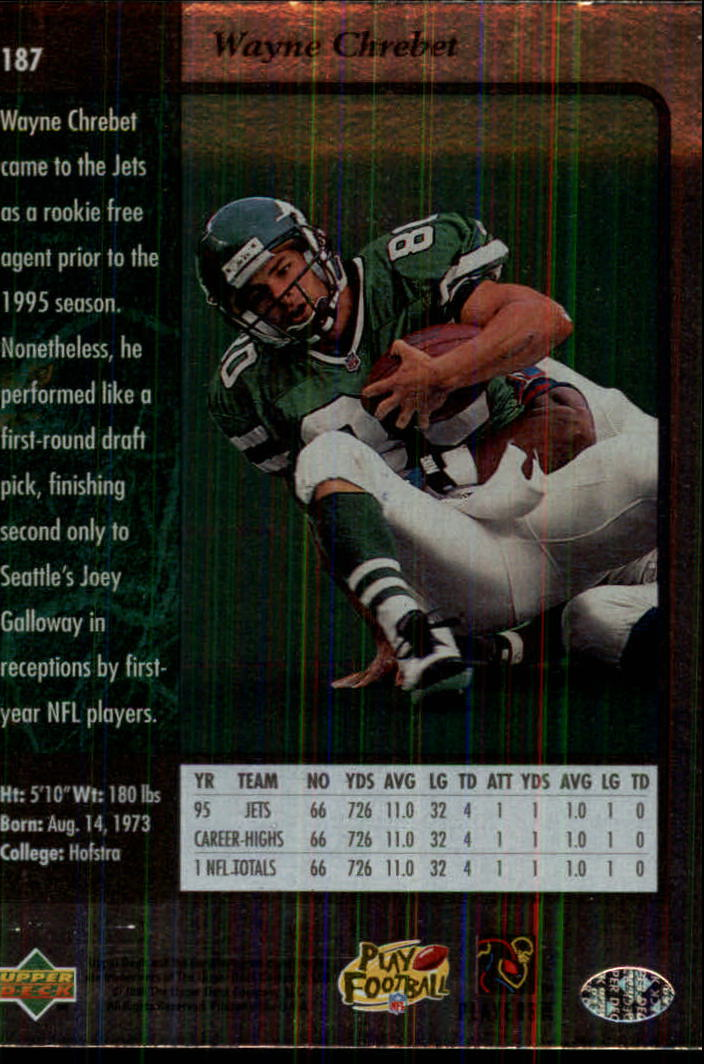 1996-SP-Football-Singles-1-188-Your-Choice-GOTBASEBALLCARDS thumbnail 343