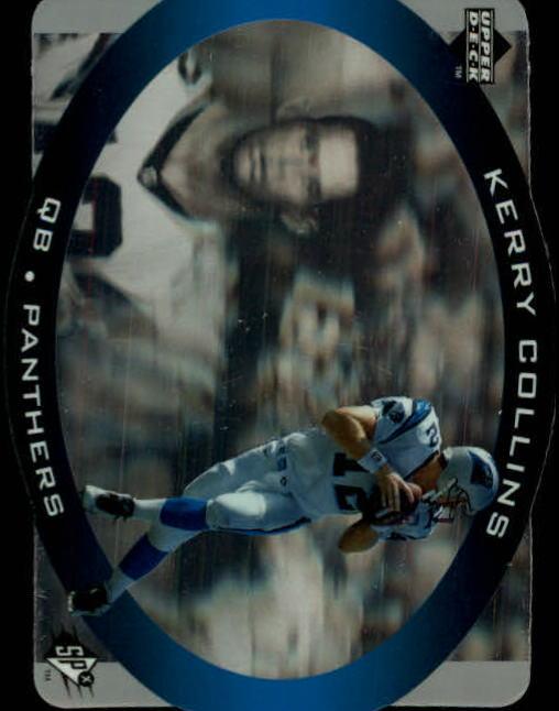 1996 SPx #4 Kerry Collins Carolina Panthers Football Card Verzamelingen Verzamelkaarten: sport