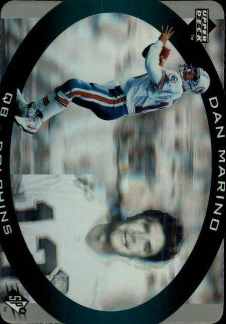 1996 SPx #23 Dan Marino