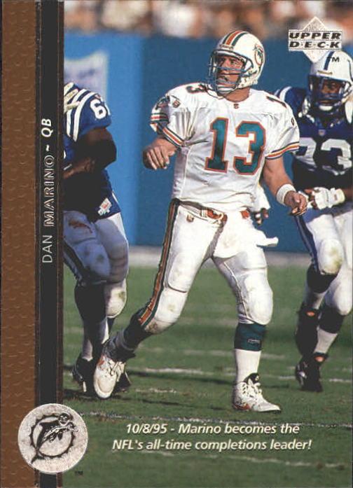 1996 Upper Deck #76 Dan Marino