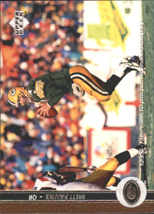 1996 Upper Deck #131 Brett Favre