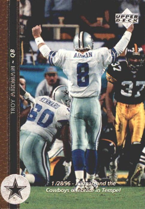 1996 Upper Deck #276 Troy Aikman