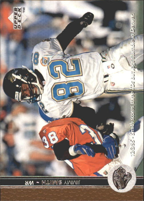 1996 Upper Deck #283 Jimmy Smith
