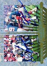 1997 SP Authentic Traditions #TD1 Dan Marino/Bob Griese
