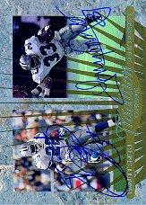 1997 SP Authentic Traditions #TD5 Emmitt Smith/Tony Dorsett