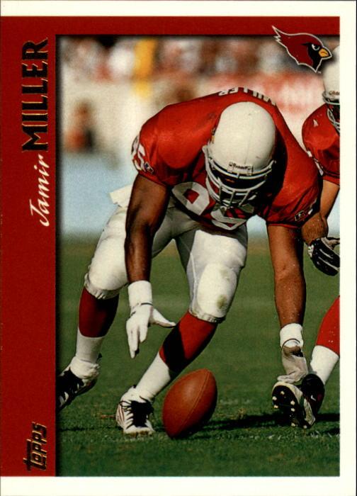 1997 Topps #22 Jamir Miller