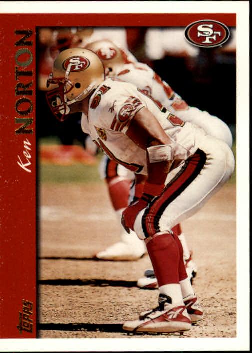 1997 Topps #152 Ken Norton
