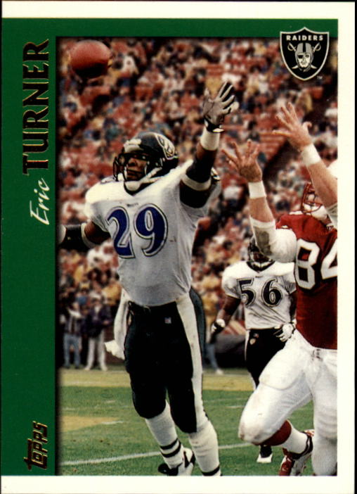 1997 Topps #188 Eric Turner