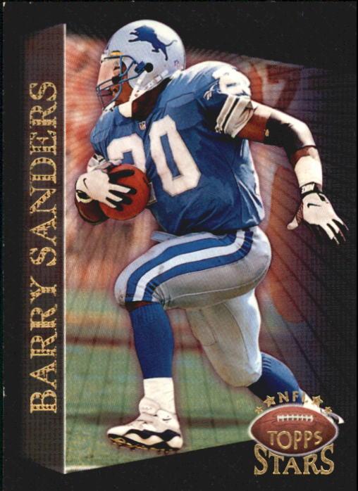 1997 Topps Stars #20 Barry Sanders