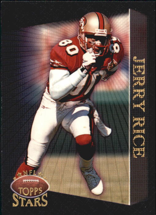 1997 Topps Stars #30 Jerry Rice