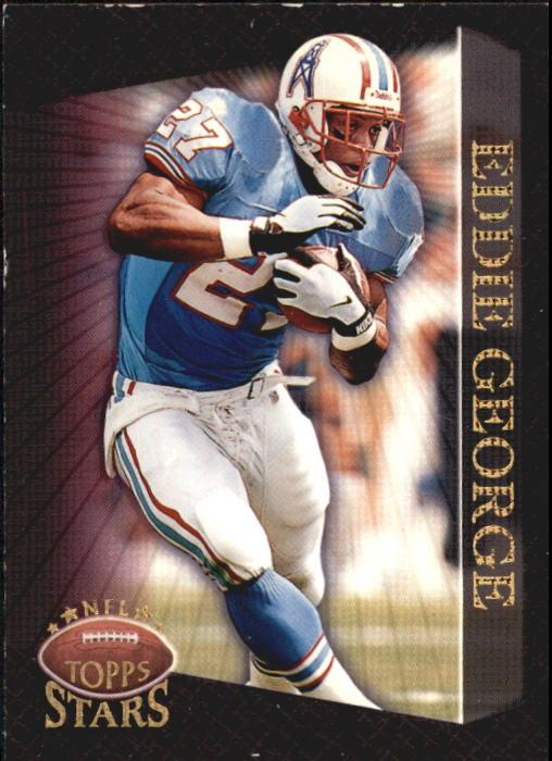 1997 Topps Stars #50 Eddie George