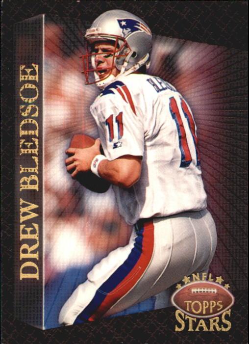 1997 Topps Stars #55 Drew Bledsoe