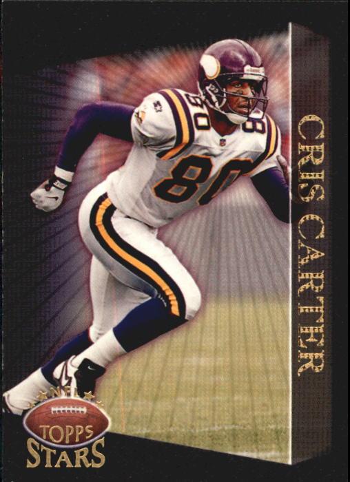 1997 Topps Stars #80 Cris Carter
