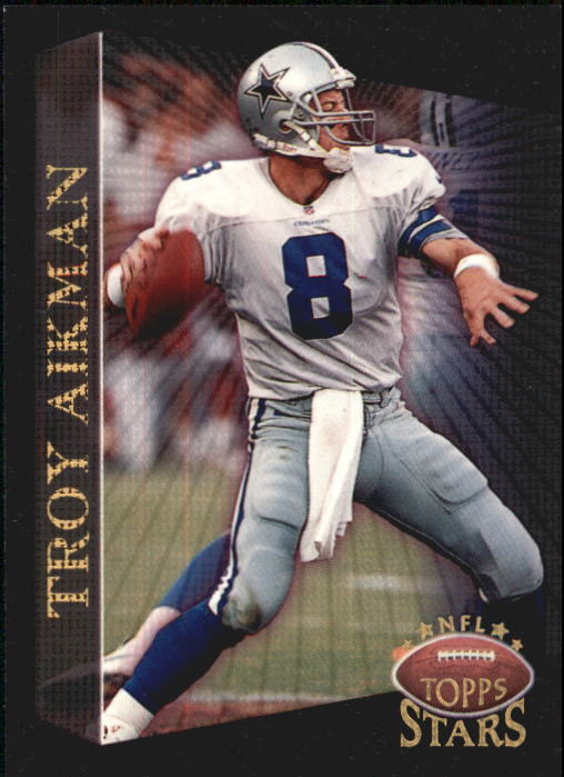 1997 Topps Stars #90 Troy Aikman