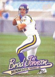 1997 Ultra #173 Brad Johnson