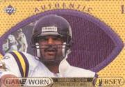 1997 Upper Deck Game Jerseys #GJ1 Warren Moon