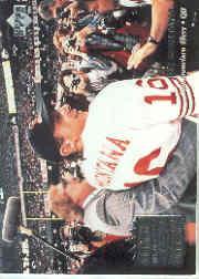 1997 Upper Deck Legends #208 Joe Montana SM