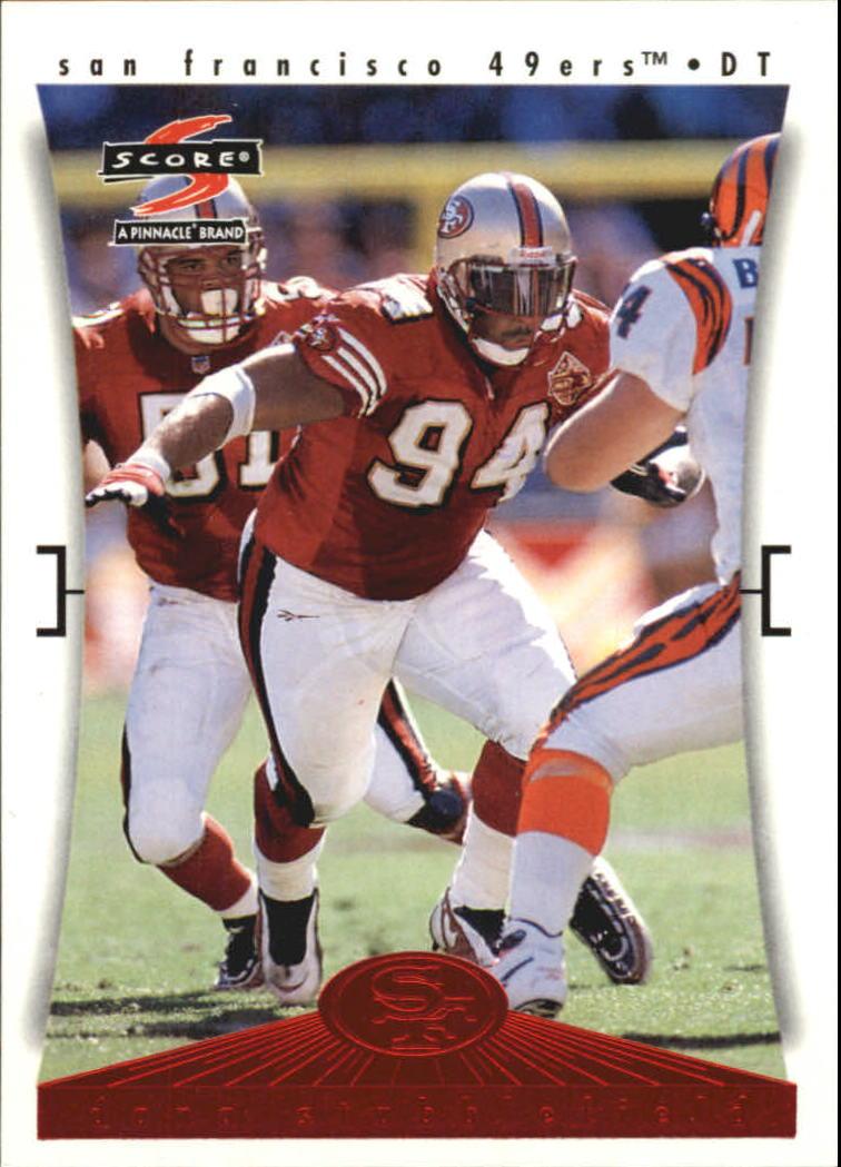 1997 49ers Score #11 Dana Stubblefield