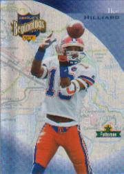 1997 Absolute #118 Ike Hilliard RC