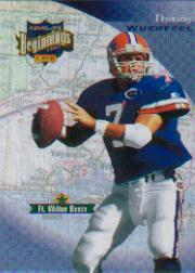 1997 Absolute #134 Danny Wuerffel RC