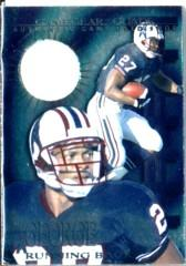 1997 Collector's Edge Extreme Game Gear Quads #12S Eddie George Shoes