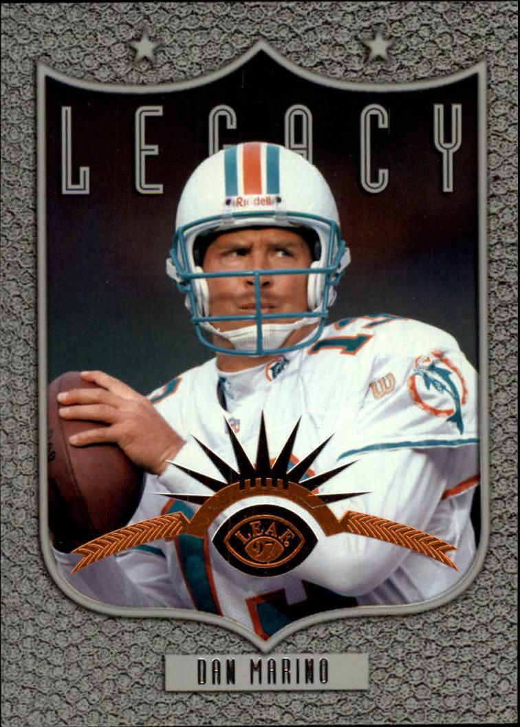 1997 Leaf #183 Dan Marino L