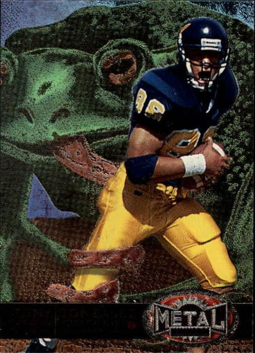 1997 Metal Universe #193 Tony Gonzalez RC