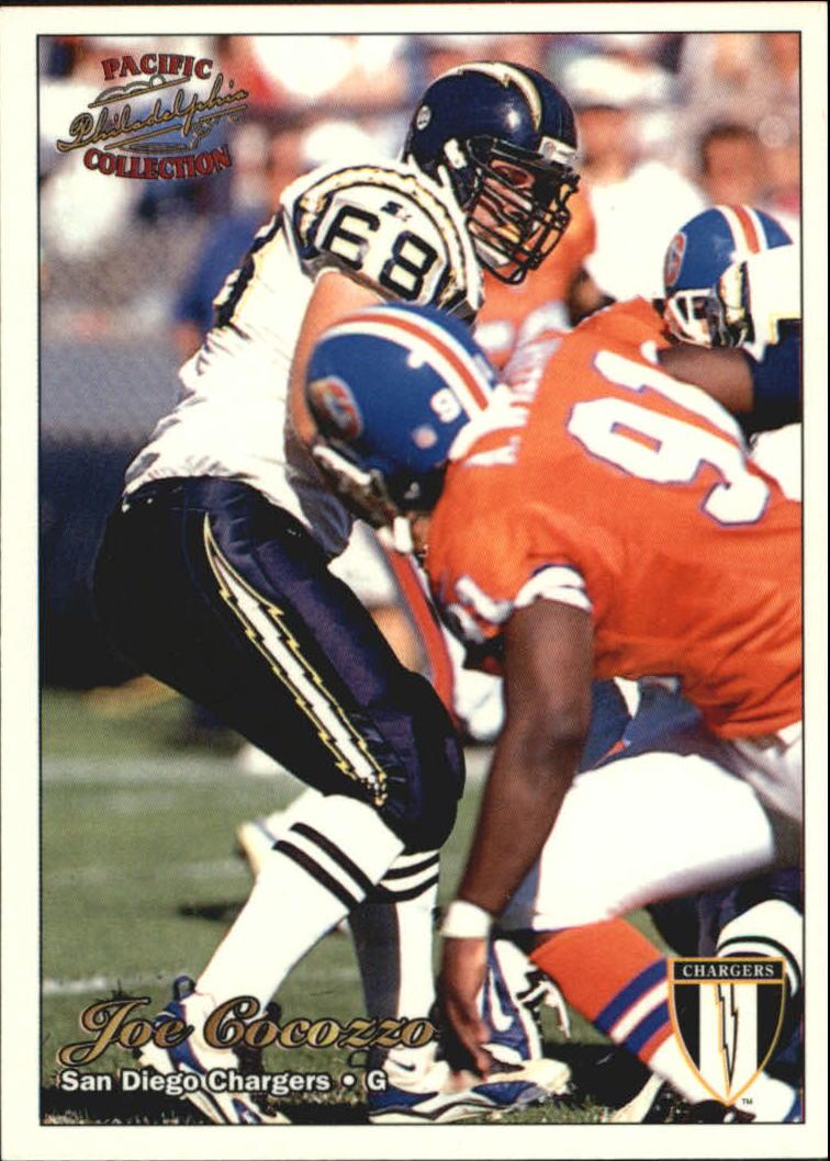 1997 Pacific Philadelphia #275 Joe Cocozzo