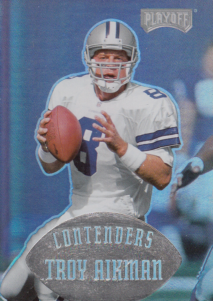 1997 Playoff Contenders #36 Troy Aikman