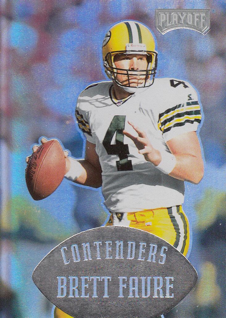 1997 Playoff Contenders #51 Brett Favre