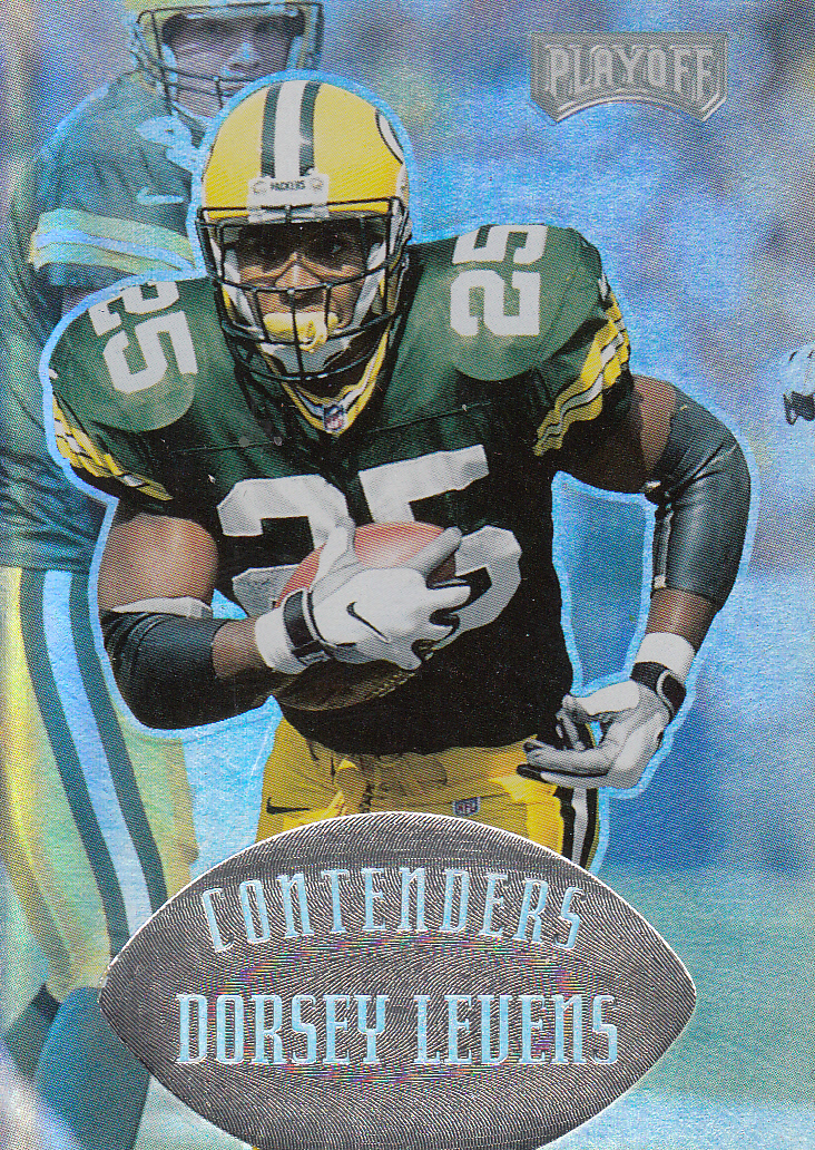 1997 Playoff Contenders #52 Dorsey Levens