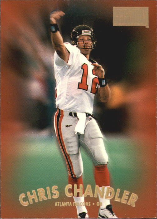 1997 SkyBox Premium #76 Chris Chandler
