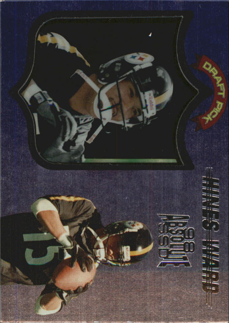 1998 Absolute Hobby #16 Hines Ward RC
