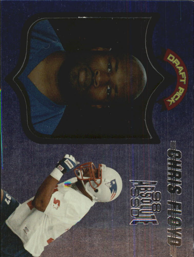 1998 Absolute Hobby #47 Chris Floyd RC