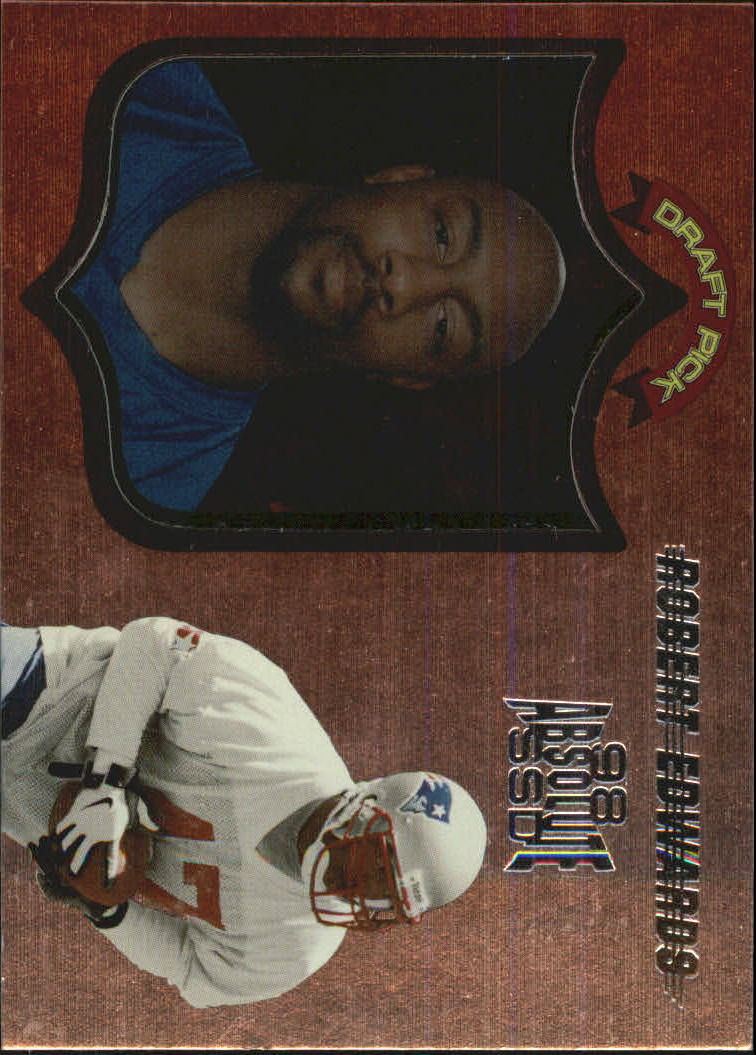 1998 Absolute Hobby #48 Robert Edwards RC