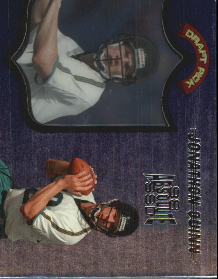 1998 Absolute Hobby #67 Jonathan Quinn RC