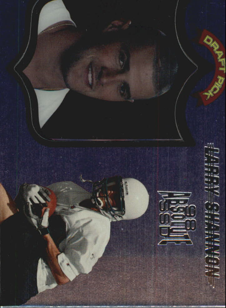 1998 Absolute Hobby #74 Larry Shannon RC