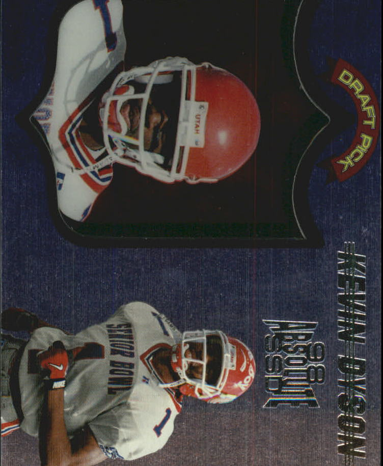 1998 Absolute Hobby #96 Kevin Dyson RC