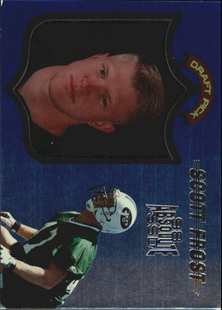 1998 Absolute Hobby #106 Scott Frost RC