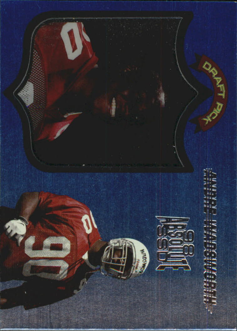 1998 Absolute Hobby #138 Andre Wadsworth RC