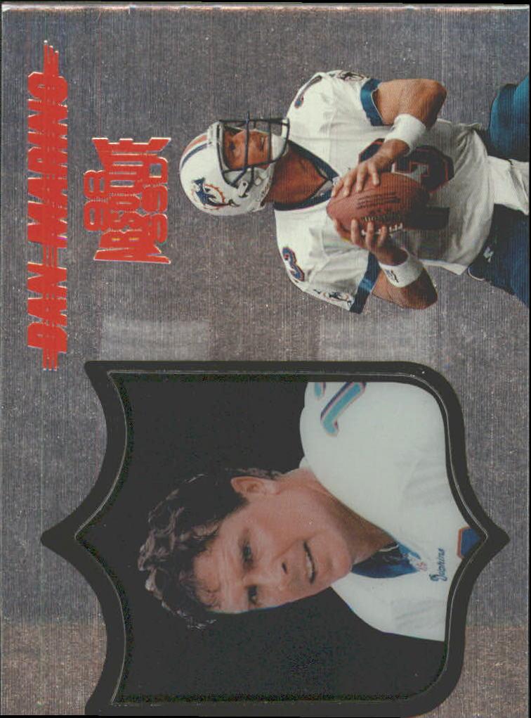 1998 Absolute Hobby Silver #73 Dan Marino