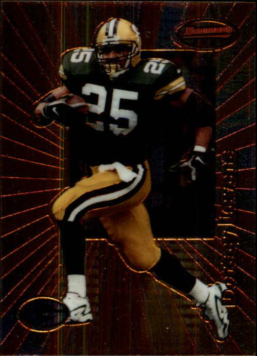 1998 Bowman's Best #19 Dorsey Levens